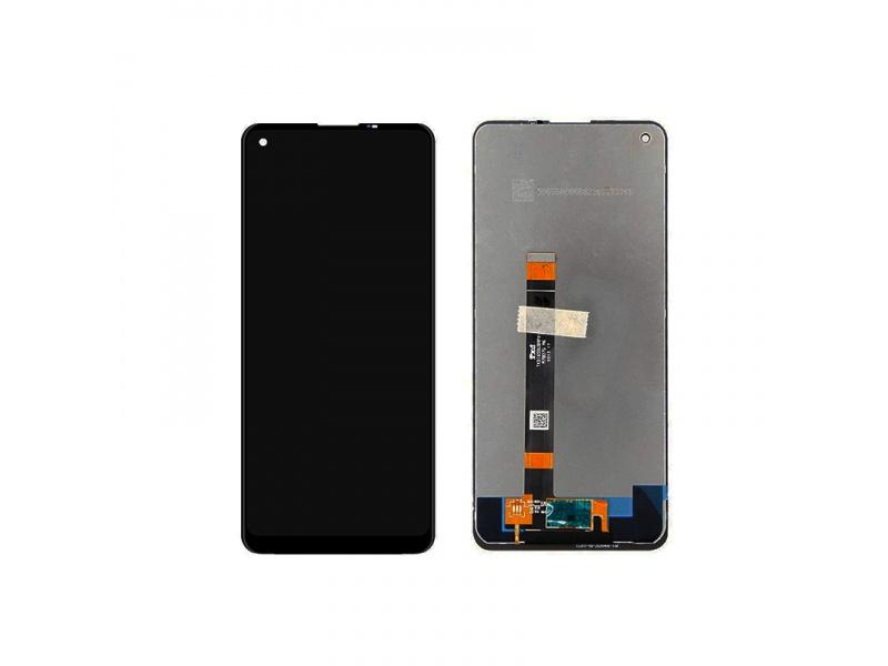 LCD + dotyková deska pro LG K51s, black ( OEM )