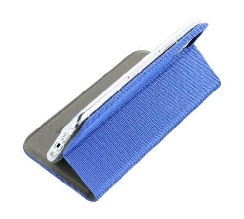Flipové pouzdro SENSITIVE pro Samsung Galaxy S21, modrá