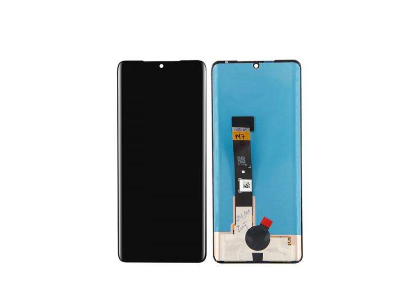 LCD + dotyková deska pro LG Velvet 4G / 5G, black ( OEM )