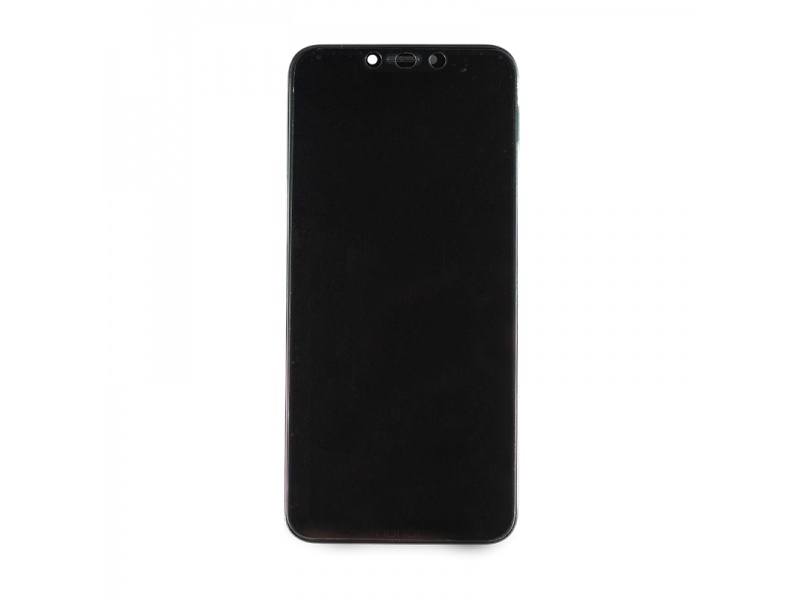 LCD + dotyk + rámeček pro Honor Play, black ( OEM )