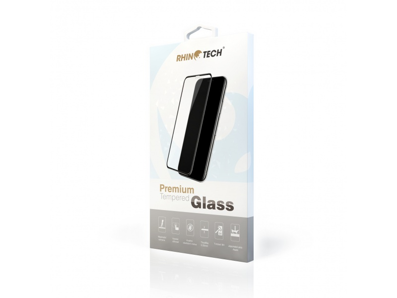 RhinoTech 2 tvrzené sklo 2.5D Glass pro Huawei P40, černá