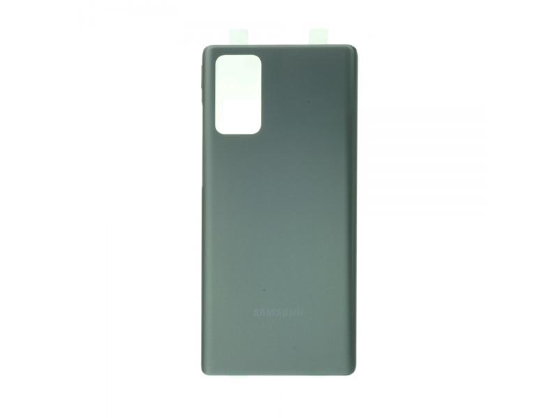 Kryt baterie Back Cover pro Samsung Galaxy Note 20, černá