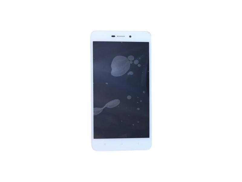 LCD + dotyk + rámeček pro Xiaomi Redmi 4A, white ( Service Pack )