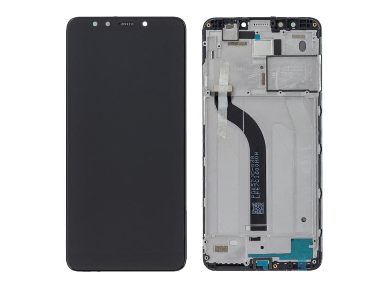 LCD + dotyk + rámeček pro Xiaomi Redmi 5, black ( Service Pack )