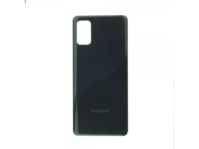Kryt baterie Back Cover pro Samsung Galaxy A41, černá