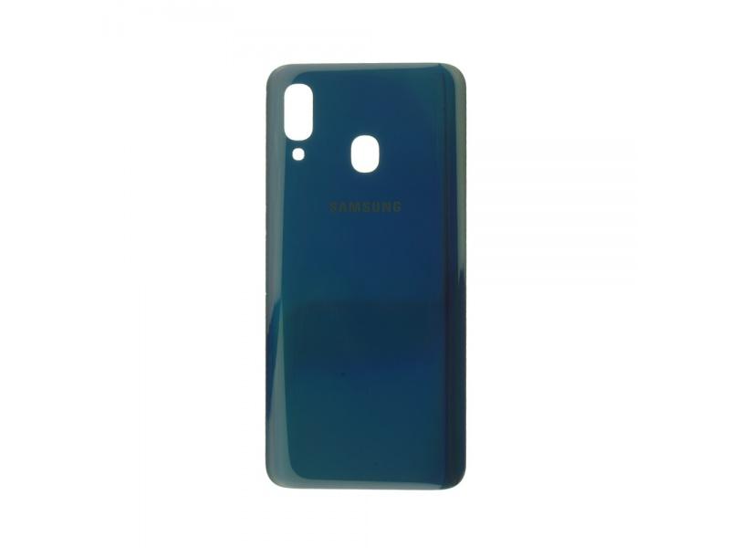 Kryt baterie Back Cover pro Samsung Galaxy A40, černá