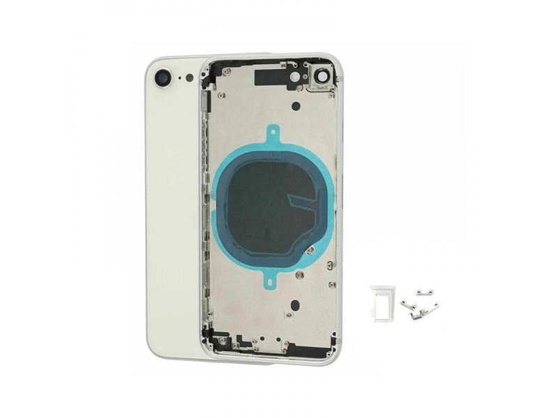 Kryt baterie Back Cover pro Apple iPhone SE 2020, bílá
