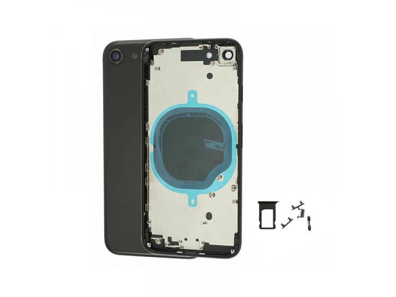 Kryt baterie Back Cover pro Apple iPhone SE 2020, černá
