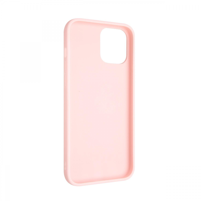 Zadní pogumovaný kryt FIXED Story pro Apple iPhone 13 Pro Max, růžová