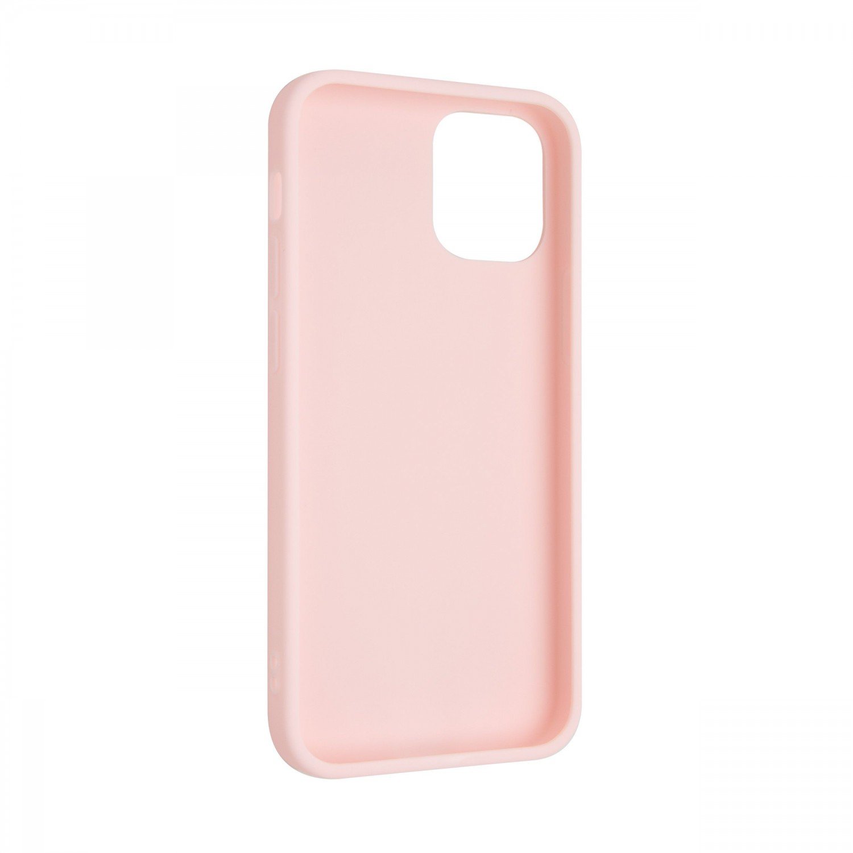 Zadní pogumovaný kryt FIXED Story pro Apple iPhone 13 mini, růžová