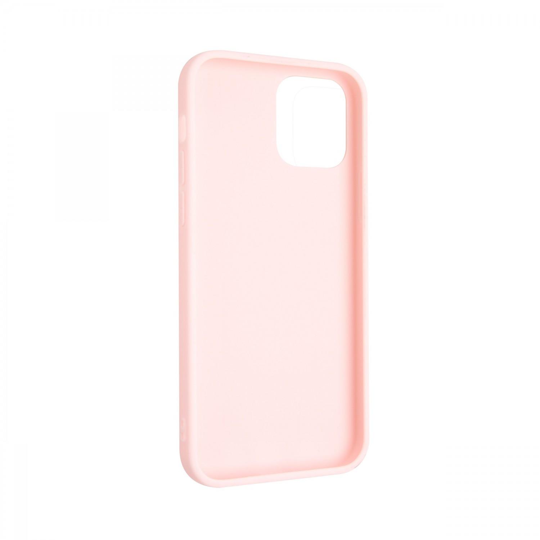 Zadní pogumovaný kryt FIXED Story pro Apple iPhone 13, růžová