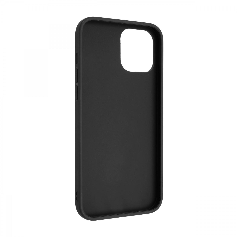 Zadní pogumovaný kryt FIXED Story pro Apple iPhone 13 Pro Max, černá