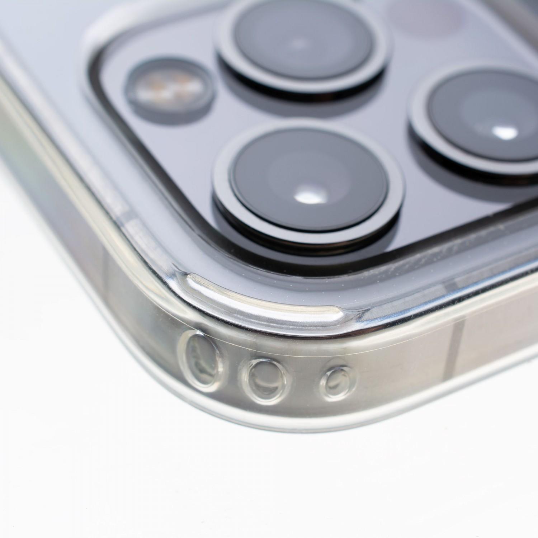 Zadní kryt FIXED MagPure s podporou Magsafe pro Apple iPhone 13 Pro, čirá