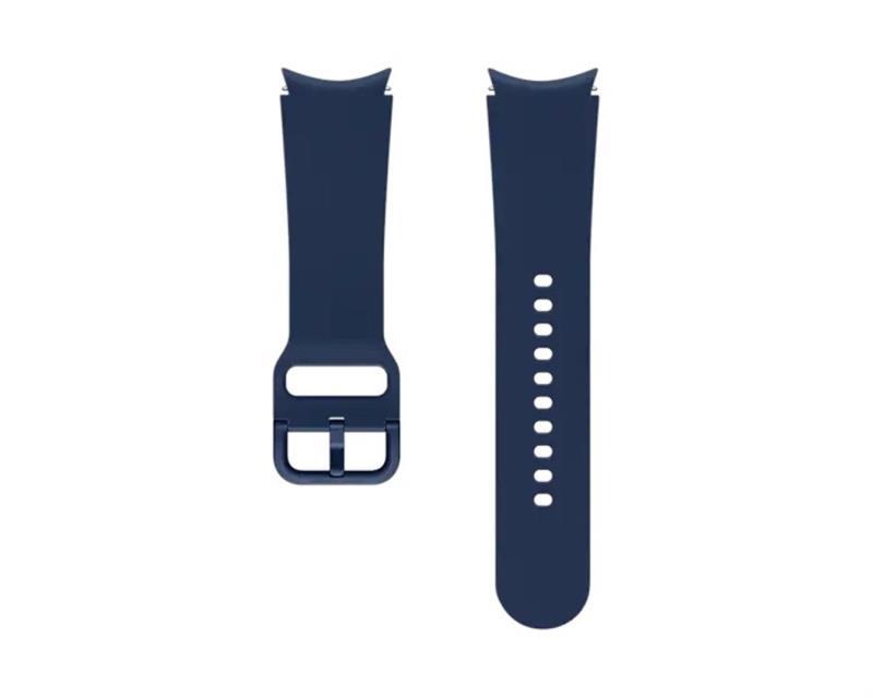 Sportovní řemínek Samsung ET-SFR86SNEGEU, velikost S/M 20mm, modrá
