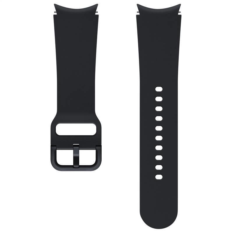 Sportovní řemínek Samsung ET-SFR86SBEGEU, velikost S/M 20mm, černá