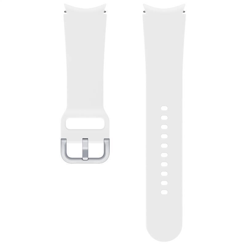 Sportovní řemínek Samsung ET-SFR87LWEGEU, velikost M/L 20mm, bílá