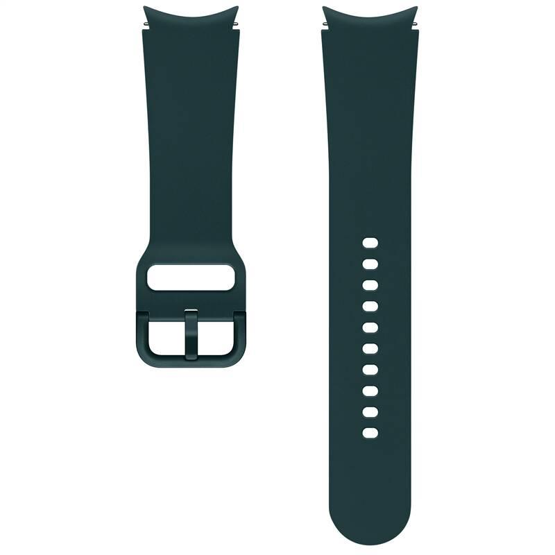 Sportovní řemínek Samsung ET-SFR87LGEGEU, velikost M/L 20mm, zelená