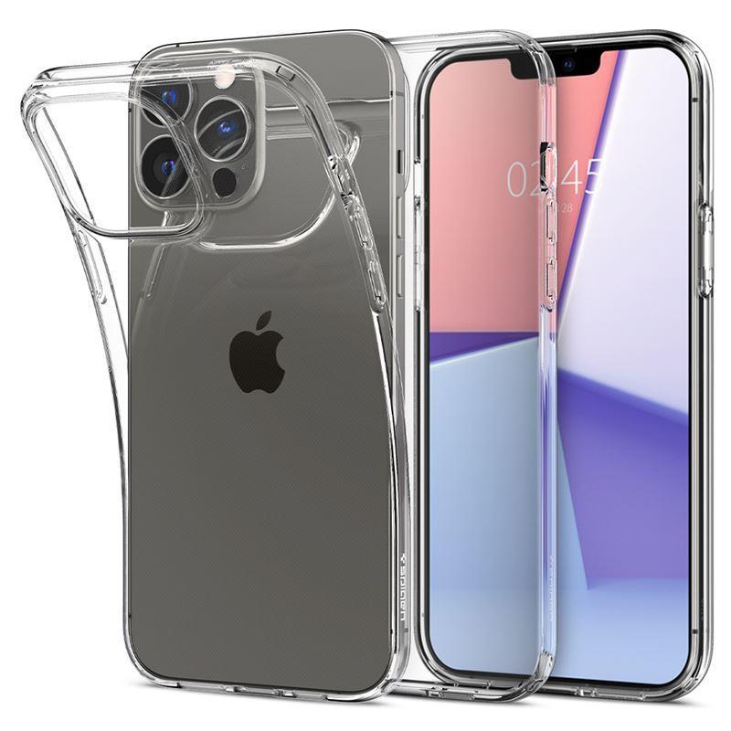 Ochranný kryt Spigen Ultra Hybrid crystal clear pro Apple iPhone 13 Pro Max, transparentní