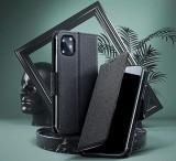 Flipové pouzdro Fancy pro Samsung Galaxy S10 Lite, černá