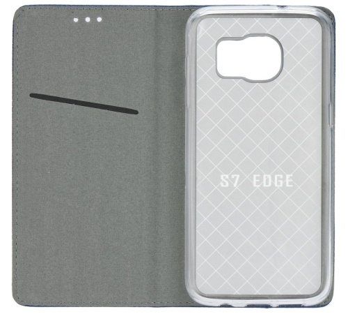 Flipové pouzdro Smart Magnet pro Samsung Galaxy S10 Lite, modrá