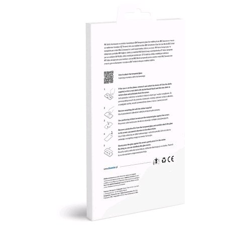 Tvrzené sklo Blue Star pro Apple iPhone 12 Pro Max