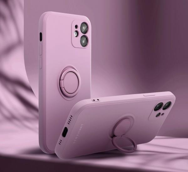 Zadní kryt Roar Amber pro Apple iPhone 13, fialová