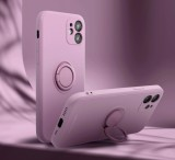 Zadní kryt Roar Amber pro Apple iPhone 13 Pro Max, fialová