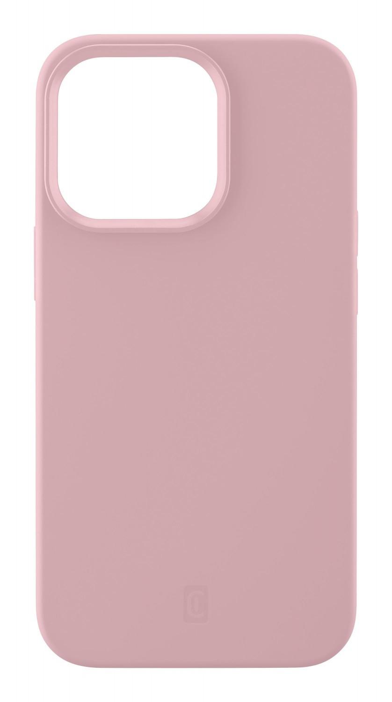 Silikonový kryt Cellularline Sensation pro Apple iPhone 13 Pro Max, růžová