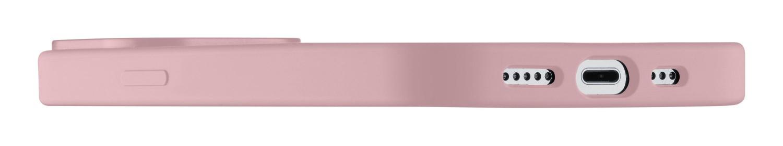 Silikonový kryt Cellularline Sensation pro Apple iPhone 13 Pro, růžová