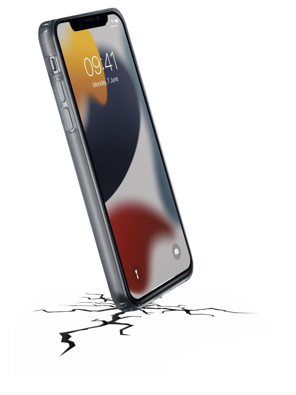 Zadní kryt Cellularline Clear Duo pro Apple iPhone 13, transparentní