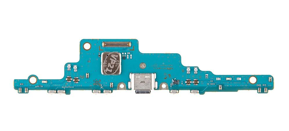Samsung Galaxy Tab S7 FE 5G SM-T736B Deska vč. Dobíjecího Konektoru (Service Pack)
