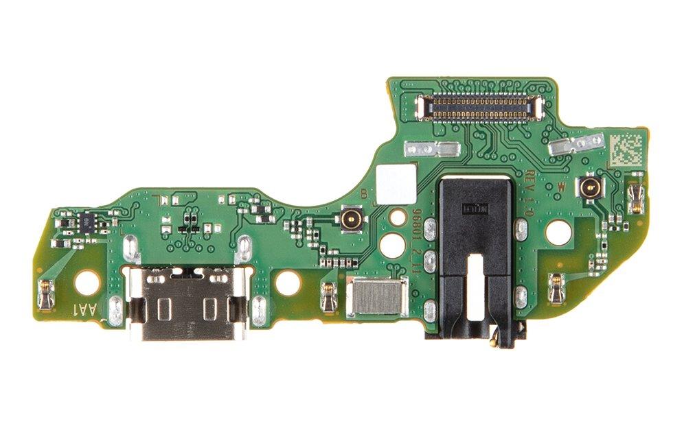 Samsung A226 Galaxy A22 5G Deska vč. Dobíjecího Konektoru (Service Pack)