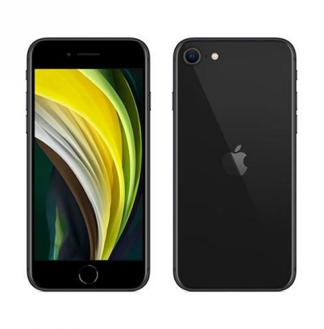 Apple iPhone SE (2020) 64GB černá, použitý / bazar