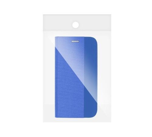 Flipové pouzdro SENSITIVE pro Apple iPhone 13, modrá