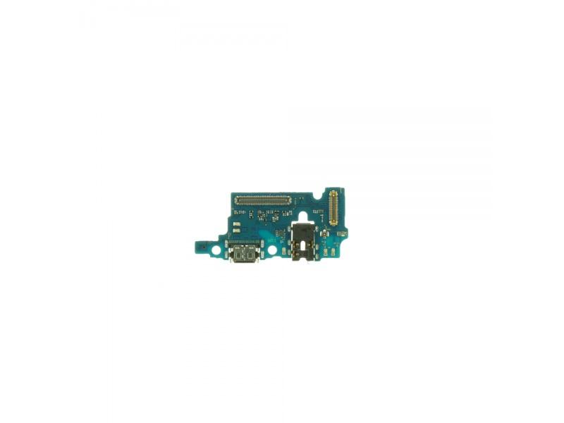 Nabíjecí Konektor + Mikrofon pro Samsung Galaxy M51 (OEM)
