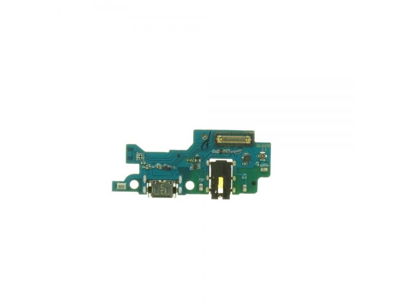Nabíjecí Konektor + Mikrofon pro Samsung Galaxy M21 (OEM)