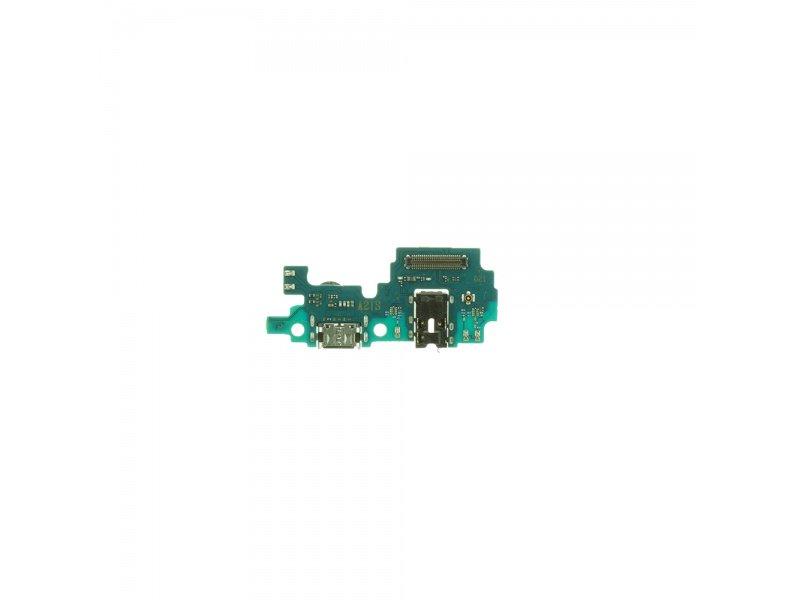 Nabíjecí Konektor + Mikrofon pro Samsung Galaxy A21s (OEM)