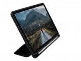 FIXED Padcover+ flipové pouzdro Apple iPad Air (2020), černá
