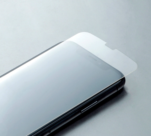 Ochranná fólie 3mk SilverProtection+ pro Vivo V21 5G, antimikrobiální