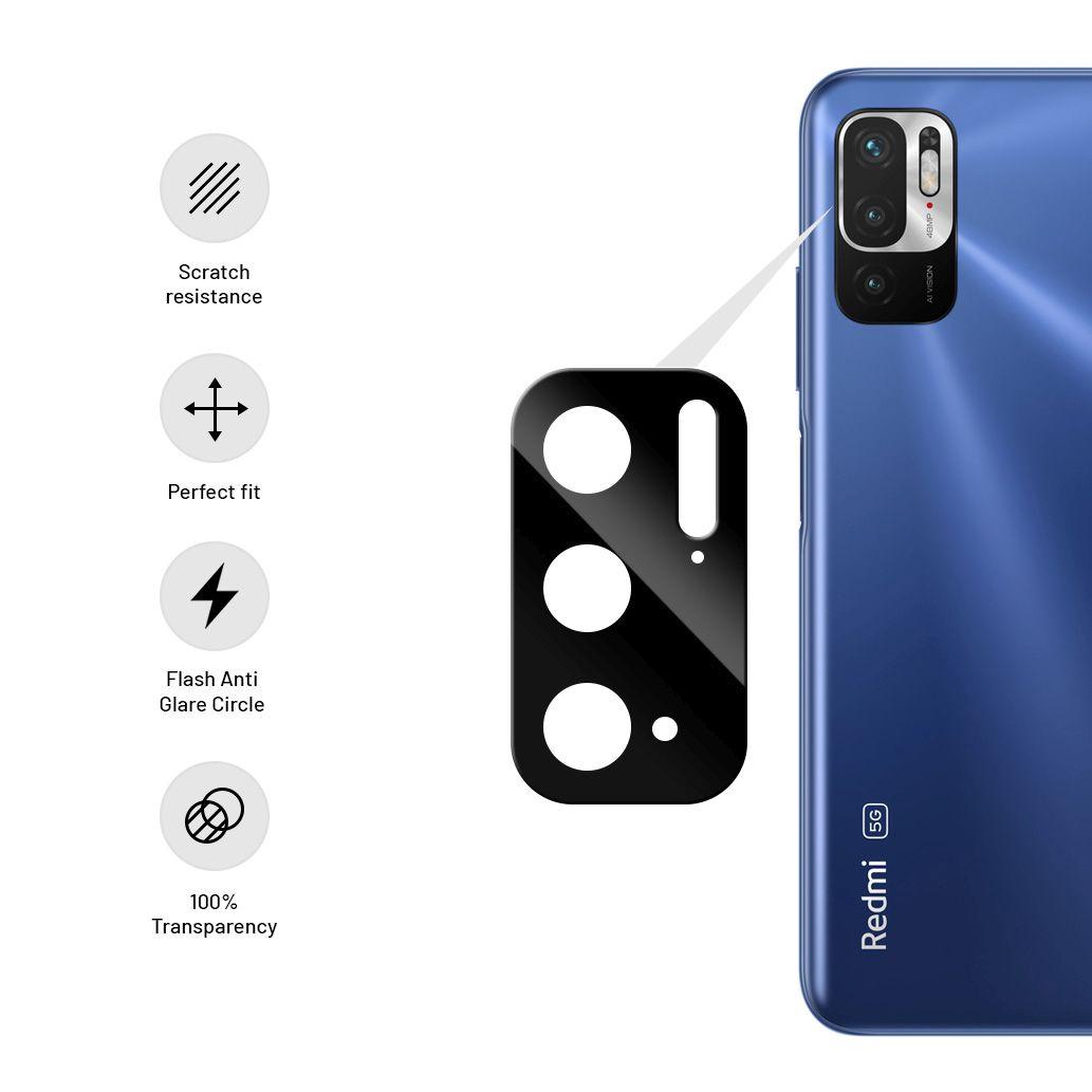Ochranné sklo fotoaparátu FIXED pro Xiaomi Redmi Note 10 5G