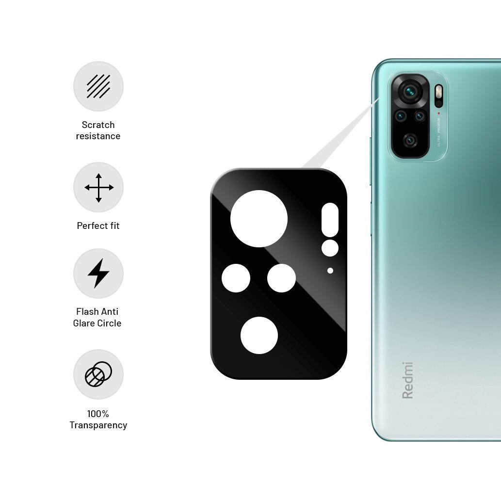 Ochranné sklo fotoaparátu FIXED pro Xiaomi Redmi Note 10/Note 10S