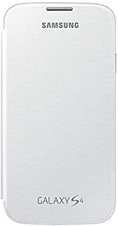 Flipové pouzdro Samsung Flip Cover pro Samsung Galaxy S4, bílá