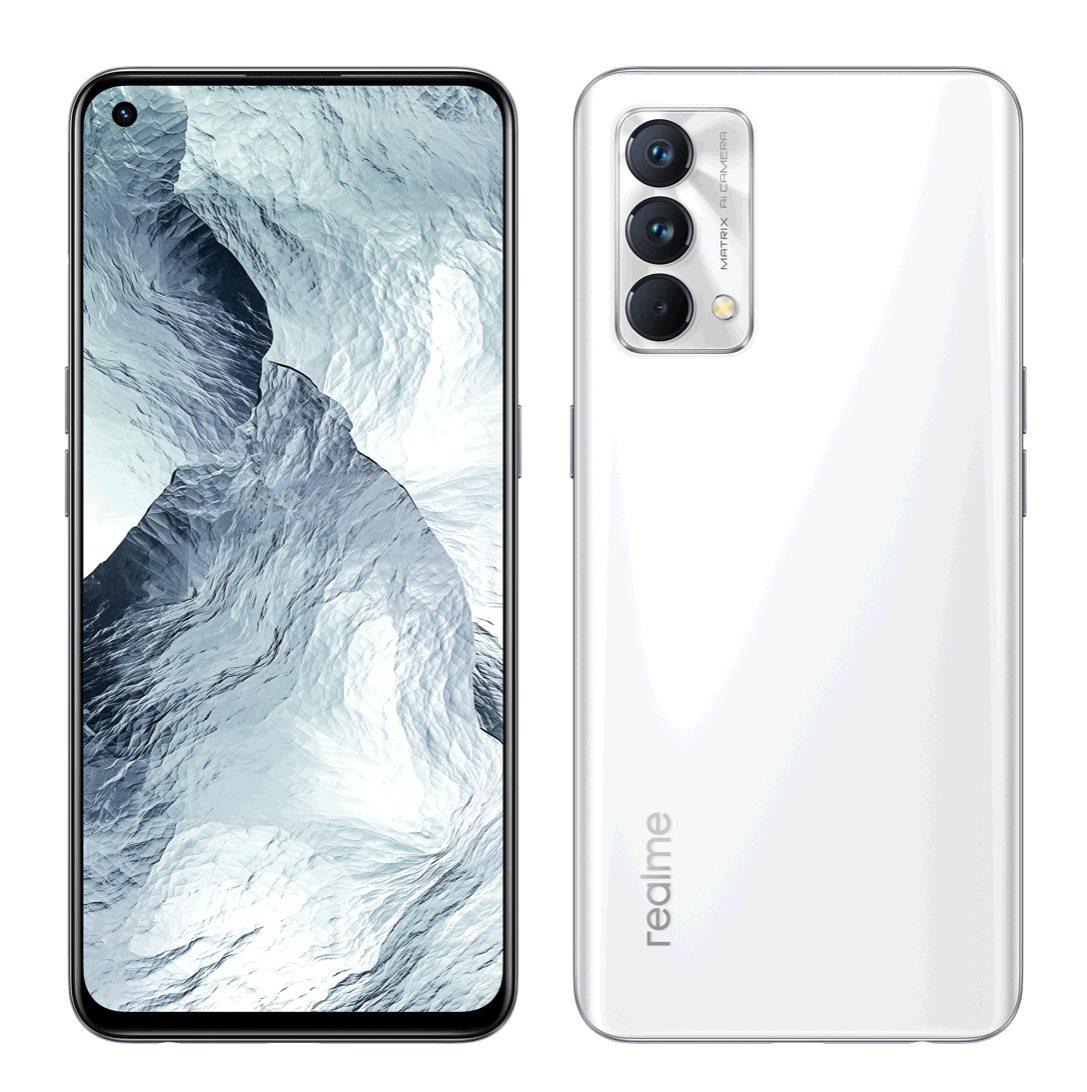 Realme GT Master 5G DualSIM 6+128GB gsm tel. Luna White