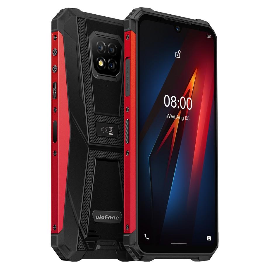 UleFone Armor 8 PRO 8GB/128GB červená
