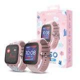 Chytré hodinky Forever IGO PRO JW-200 růžové
