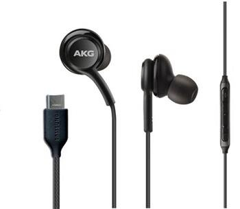 Sluchátka Samsung EO-IC100BBE, Type C Stereo HF, černá