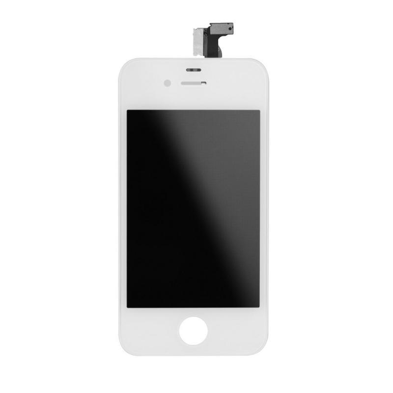 LCD + dotyková deska pro Apple iPhone 4G, white