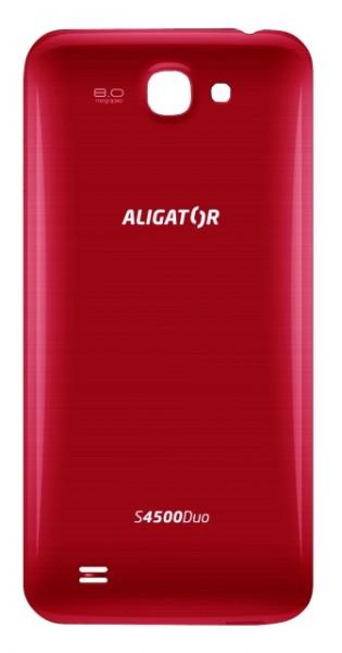 Aligator kryt zadní S4500 Red (bulk)