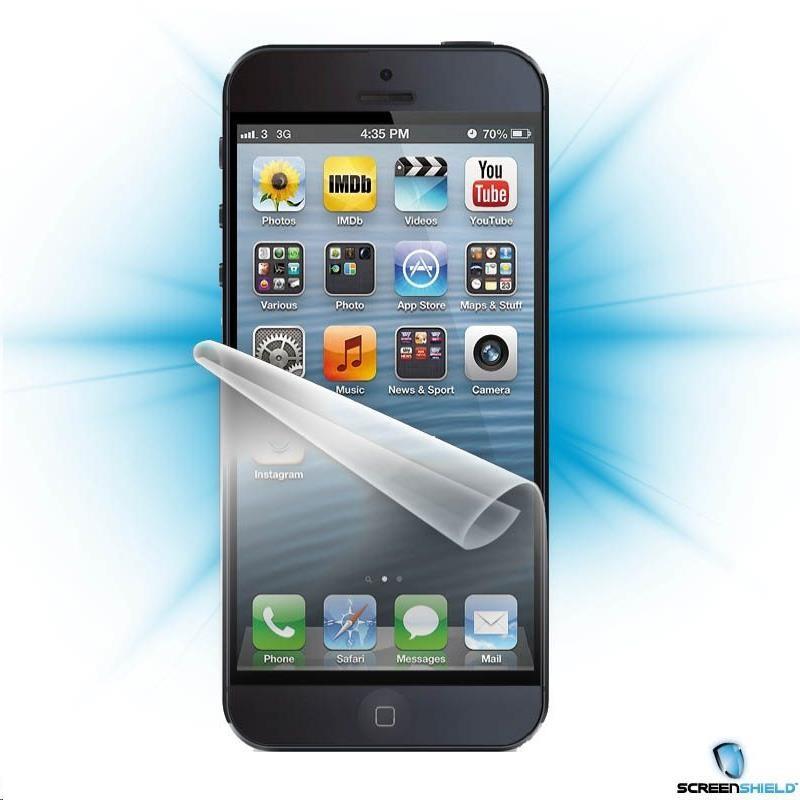 Folie na displej ScreenShield pro Apple iPhone 5S