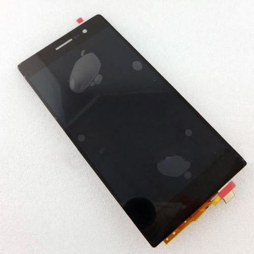 LCD + dotyková deska pro Huawei Ascend P7, black